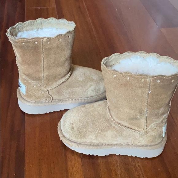 UGG Shoes | Baby Boots Size 6 | Poshmark